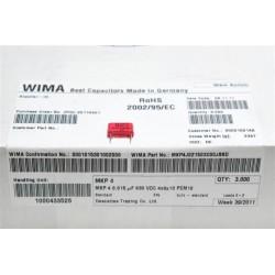 德國WIMA電容器/MKP4/0.015uF/630V/10mm