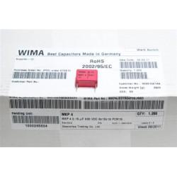 德國WIMA電容器/MKP4/0.15uF/630V/15mm