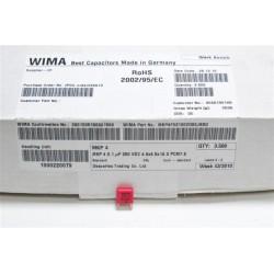 德國WIMA電容器/MKP4/0.1uF/100V/7.5mm