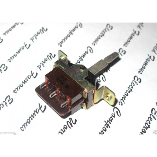 ALPS TV-5開/開6針撥動電源開關日本製造(SDA4L86)