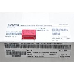 德國WIMA電容器/MKP4/1.5uF/250V/22.5mm