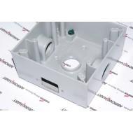 COOPER TP7090 + AC座孔 AC孔 全鋁 雙聯鋁盒 電源四孔鋁盒 (附AC電源座)