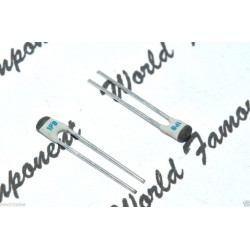 PHILIPS銀膜電容/1.8P(1P8)/100V/2.5mm/BK/1顆1標