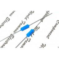PHILIPS臥式金屬膜電容/KP/68P/630V/5X11mm/1顆1標