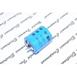 BCcomponents電解電容/057/47uF/250V/22*25mm 腳距:10mm