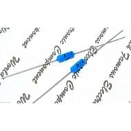 PHILIPS臥式金屬膜電容/KP/47P/630V/5X11mm/1顆1標
