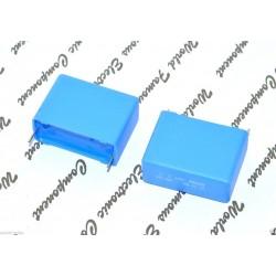 1個 - PHILIPS MKP378 1uF 400V 5% 腳距:27.5mm 立式金屬膜電容