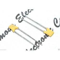 PHILIPS銀膜電容/10P/100V/2.5mm/YL/1顆1標