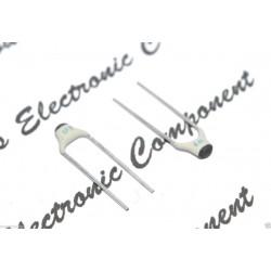 PHILIPS銀膜電容/1.8P(1P8)/100V/5mm/BK/1顆1標