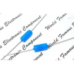 PHILIPS臥式金屬膜電容/KP/0.027uF/160V/7.5X15mm/1顆1標