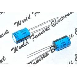 BCcomponents電解電容/044/1uF/400V/8*12mm 腳距:3.5mm