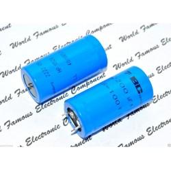 BCcomponents電解電容/057/150uF/250V/22*30mm :10mm 腳距