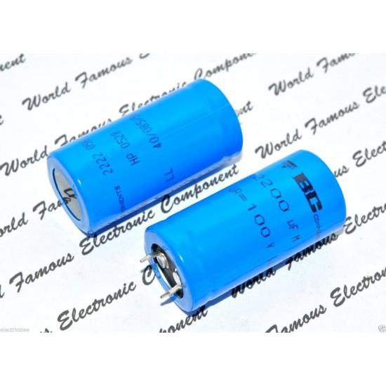 BCcomponents電解電容/056/10000uF/40V/25*50mm