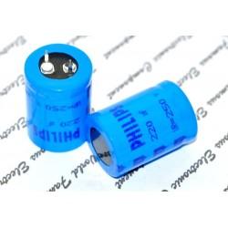 BCcomponents電解電容 059 220uF 250V