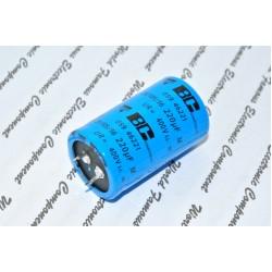 BCcomponents電解電容 059 220uF 400V 222205946221