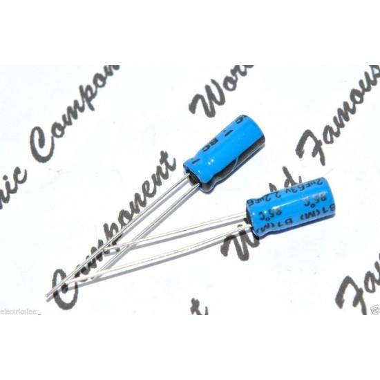 BCcomponents電解電容/038/2.2uF/63V