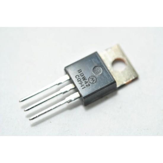 BDW42 MOTOROLA 電晶體