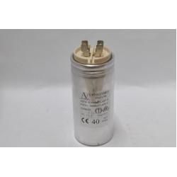 義大利ARCOTRONICS鋁殼金屬膜 C.87  40uF 420VAC CLASS B