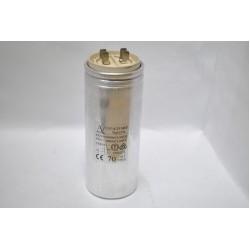 義大利ARCOTRONICS鋁殼金屬膜 C.87  70uF 420VAC CLASS B