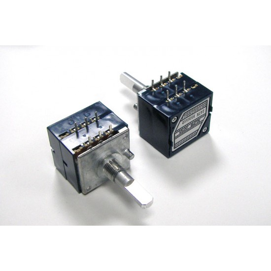 ALPS音量用VR/100KA/半圓型/RK27