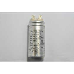 義大利ARCOTRONICS鋁殼金屬膜 C.87 MKP 15uF 400VAC