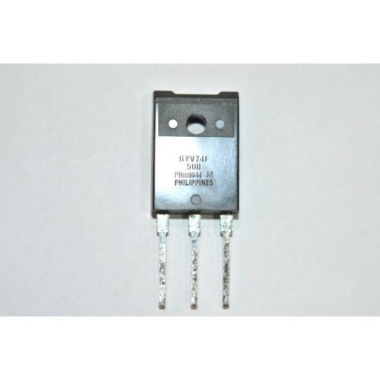 BYV74F-500 PHILIPS電晶體
