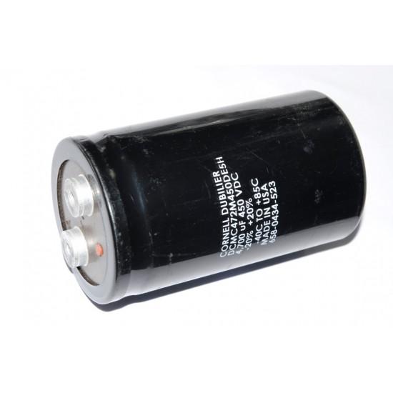 CDE 4700uF 450V DCMC472M450DE5H 鎖螺絲電解電容