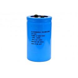 美國CDE電解電容220uF/450V(特價品 剩7PCS)
