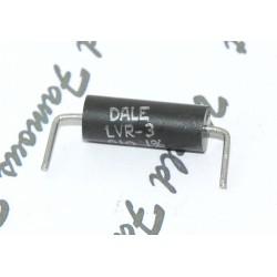 DALE 無感電阻 LVR-3 0.01R 1% 3W