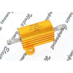美國 Kelvin 金屬殼電阻  5R 3% 25W
