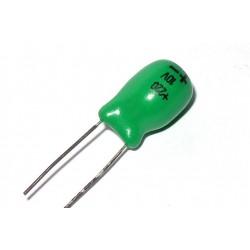 德國ROE立式鉭質電容 220uF 10V (綠色)