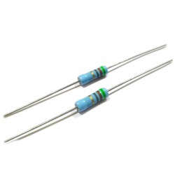 美國CORNING金屬膜電阻 51R/1W/5%