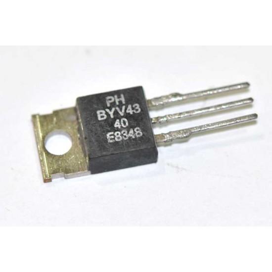 BYV43-40 PHILIPS電晶體