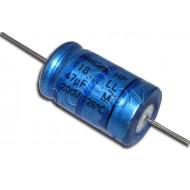 PHILIPS(BCcomponents)電解電容 118 47uF 200V 125° (250V 85°) 18x30mm