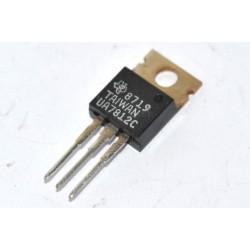 UA7812C 德州儀器 電晶體