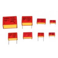 德國WIMA電容器/FKP1/220P/1600V/15mm