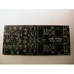 A類40W後級PC板