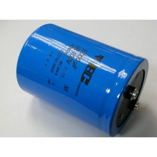 BCcomponents電解電容/101/33000uF/100V