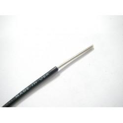 CAROL C2052A 黑色單股線(單蕊) 18AWG