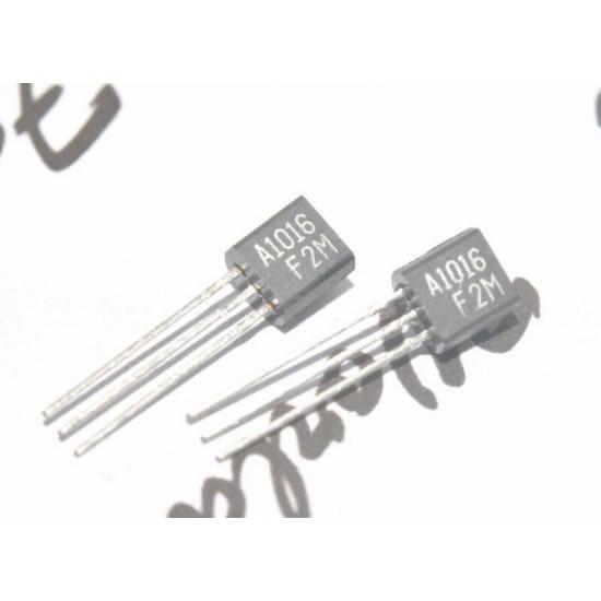 2SA1016 / A1016 PNP 0.4W 120V 0.05A TO92 電晶體 1顆1標