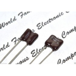 美國CDE 1000P 1000V 5% CDV16FF102JO3 銀雲母電容 - 可用於高頻或音響設備
