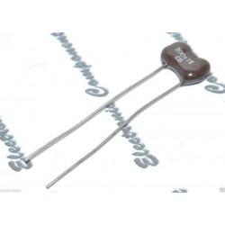 美國CDE 200P 500V 1% 銀雲母電容 - 可用於高頻或音響設備