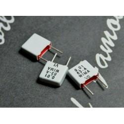 德國 WIMA MKP20 0.01uF 63V 腳距:5mm 金屬膜電容
