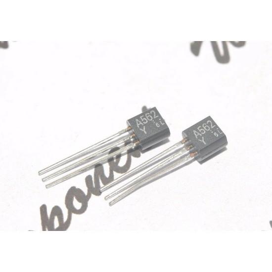 2SA562 / A562 電晶體 x1pcs