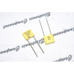 德國WIMA FKC2 3300P 100V 腳距:5mm 金屬膜電容器