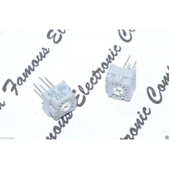 BI technologies 5K 25PR5K SVR 1轉 可變電阻 1顆1標