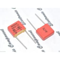 德國WIMA MKP-Y2 4700P 300V AC 10% 腳距:10mm Y2/RF 金屬膜電容器