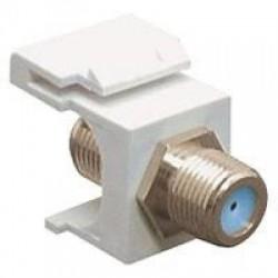 美國ETON (COOPER) ETON 5552-5EW CATV/電視/第四台 白色 模組座 資訊面板另購