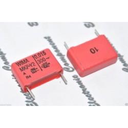 德國WIMA MKP-Y2 0.015uF 300V AC 10% 腳距:15mm RFI 金屬膜電容 Y電容
