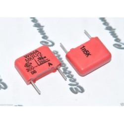 德國WIMA MKP-Y2 1500P 300V AC 10% 腳距:10mm Y2/RF 金屬膜電容 Y電容